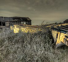 Beadnall House Boats Northumberland Coast  by Elaine123