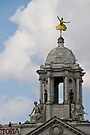 The Cupola atop the Victoria Palace Theatre, London by Gerda Grice