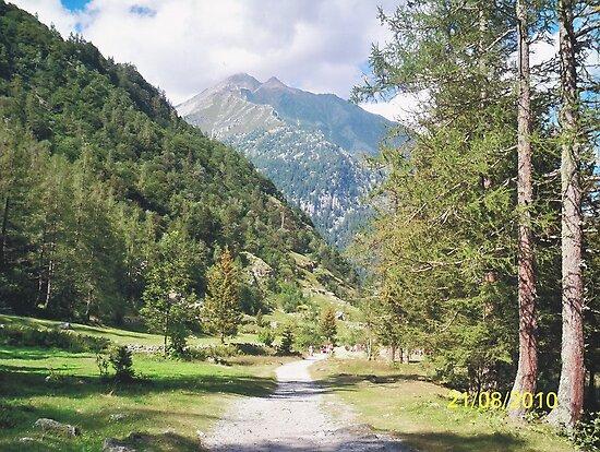 Una passeggiata sul Monte Rosa Macugnaga ItalIA - 1200 VISUALIZZAZ.GIUGNO 2013 - VETRINA RB EXPLORE 9 OTTOBRE 2012 by Guendalyn