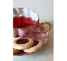 Care to Come to Tea? Photographic Print