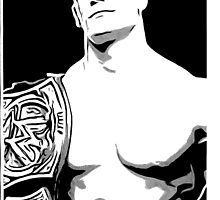 John Cena WWE by chrisjh2210