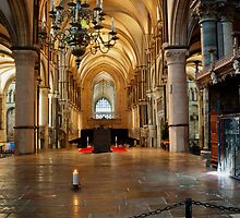 Light a Candle - Canterbury Cathedral by DonDavisUK