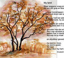 Bosveldbome, bosvelddrome by Elizabeth Kendall