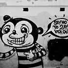 A Lost Message - Graffiti by Jordan Miscamble