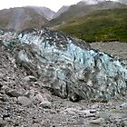 Glacier New Zealand by Carolina Couto