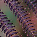 Fern in Technicolor by Gregory L. Nance