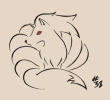 Pokemon 38 Ninetales by methuselah