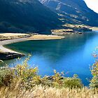 Lake Hawea by Carolina Couto