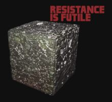 Resistance Is Futile - Borg by grant5252