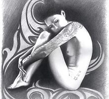 Samanya 'The Unknown One' by Karen Bittkau