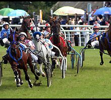 Musselburgh Chariots of fire by plumart