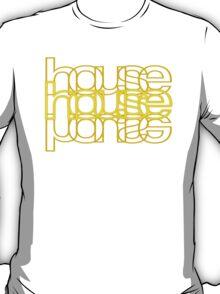 House Mirror Yellow T-Shirt