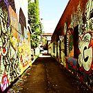 """GRAFFITI"" by Jason Dymock Photography by Jason Dymock Photography"