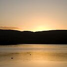 Dunmanus Bay Sunrise Sunset in Ireland 16 by Georgia Conroy
