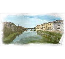 Arno Panorama Poster