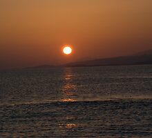 Dunmanus Bay Sunrise Sunset in Ireland 30 by Georgia Conroy