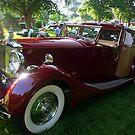1937 Rolls Royce Phanton III Sedanca de Ville by Park Ward by TeeMack