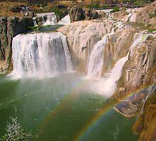 Shoshone Falls Idaho by TMB-Designs
