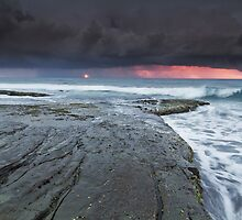 Angourie, New South Wales, Australia by Shelley Warbrooke