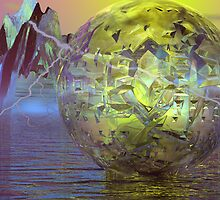 Sphere of Creation by Sazzart