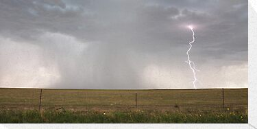 Colorado Lightning Storm by hedgie6