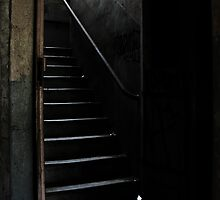 Stairwell by tidalcreations