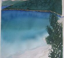Northern Waterloo Bay  in Summer by taariqhassan