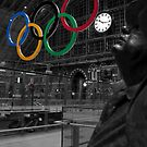 John Betjeman & The Olymics by Daniel Chang