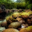 River Etive  by Aj Finan