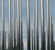 Power Poles by DEB CAMERON