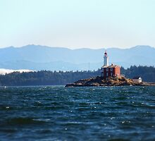 Fisgard Lighthouse by James Zickmantel
