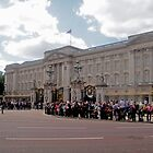 Buckingham Palace - London by CalumCJL