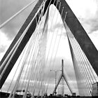 Black & White Zakim [4] by Jared Williams