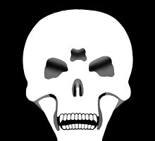 (Cover image) The Three Eyed Skull by Dawnsky2