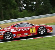 International GT Open Ferrari by Shane Ransom
