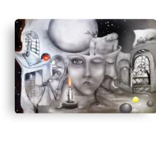 EGO (preparatory) Canvas Print