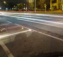 Ghost Taxi and Other Light Trails by Keith R Bujak