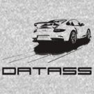 911 Datass (black text) by Nikola Kantar