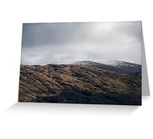 Kerry Mountains Killarney lakes in Ireland 31 Greeting Card