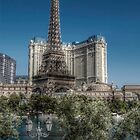 Paris in Vegas ver.2 by Jessica Fredrikson
