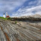 Pemaquid Point by Lori Deiter