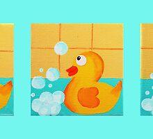Cheeky Little Duck Series by Kelly Mark