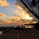 Fijian Sunset by petejsmith