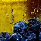 I love blueberries  by DearMsWildOne
