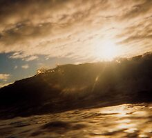 Sunset Wave by Robert Phillips