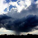 Storm Cloud Over Iluka by Carol James