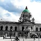 City Hall Belfast by MrDtct
