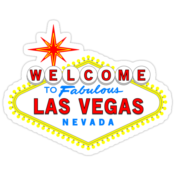 Welcome to Fabulous Las Vegas by Chuffy