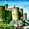 Beautiful Britain - Harlech Castle by Dennis Melling