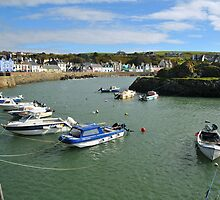 Portpatrick harbour. by Digimo
